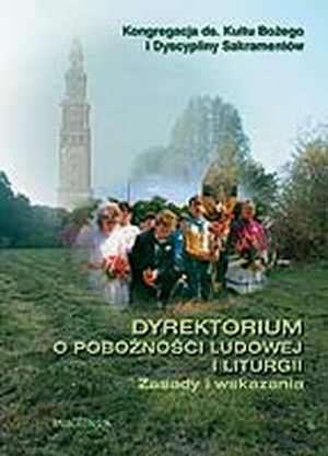 Dyrektorium o pobożności ludowej - okładka książki