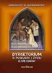 Dyrektorium o posłudze i życiu - okładka książki