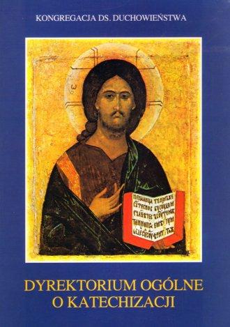 Dyrektorium ogólne o katechizacji - okładka książki