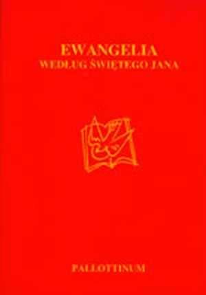 Ewangelia według św. Jana - okładka książki