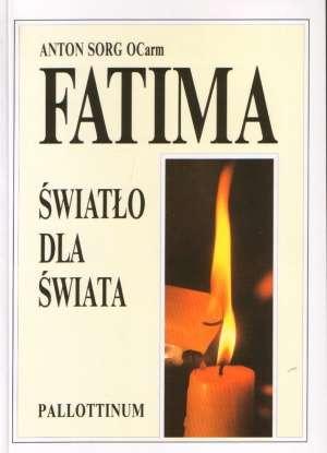 Fatima. Światło dla świata - okładka książki