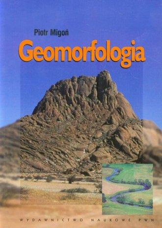 Geomorfologia - okładka książki