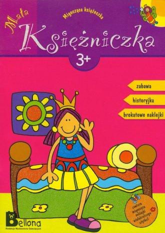 Księżniczka 3+ - okładka książki