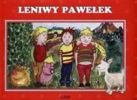Leniwy Pawełek - okładka książki