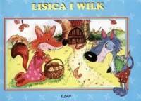 Lisica i wilk - okładka książki