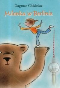 Milenka w Berlinie - okładka książki