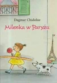 Milenka w Paryżu - okładka książki