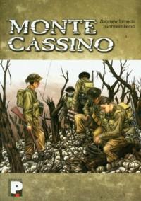 Monte Cassino. Tom 1 - okładka książki