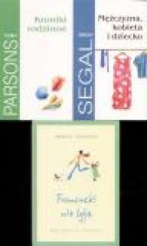 Pakiet Mężczyzna, kobieta i dziecko/Kroniki - okładka książki
