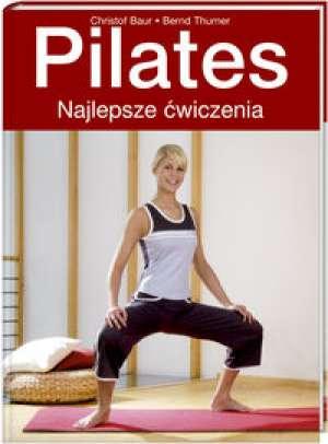 Pilates - okładka książki