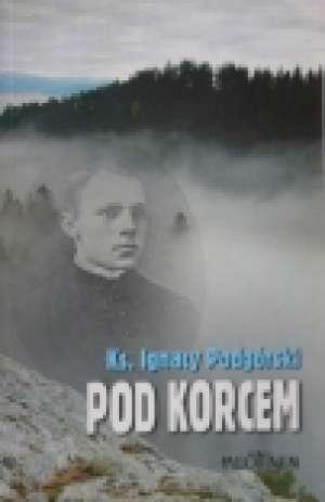Pod korcem (reprint) - okładka książki