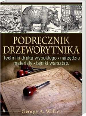Podręcznik drzeworytnika - okładka podręcznika