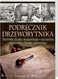 Podręcznik drzeworytnika - okładka książki