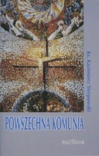 Powszechna Komunia - Wydawnictwo - okładka książki