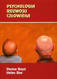 Psychologia rozwoju człowieka - okładka książki
