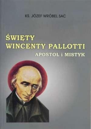 Święty Wincenty Pallotti. Apostoł - okładka książki