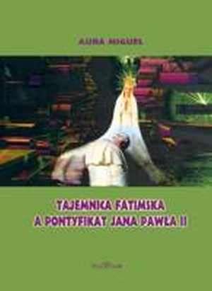 Tajemnica Fatmiska a pontyfikat - okładka książki