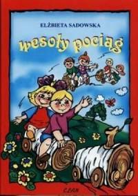 Wesoły pociąg - okładka książki