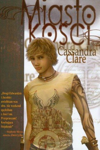 Cassandra Clare - Trylogia Dary Anioła III tomy