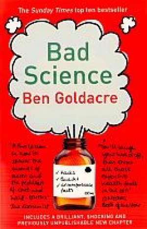 Bad Science - okładka książki