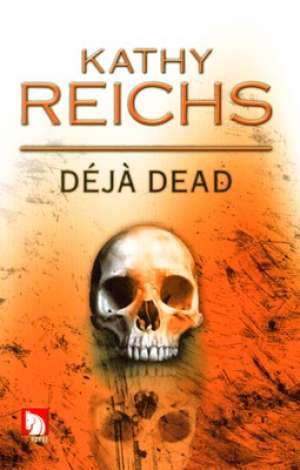 Deja Dead - okładka książki