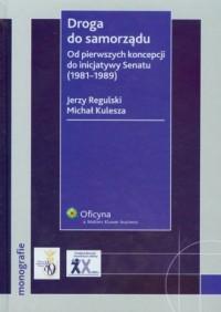 Droga do samorządu - okładka książki