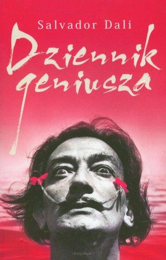 Dziennik geniusza - okładka książki