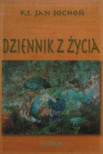 Dziennik z życia - okładka książki