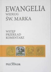 Ewangelia według św. Marka. Wstęp. - okładka książki