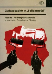 Gwiazdozbiór w Solidarności (+ DVD) - okładka książki
