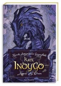 Kroniki Imaginarium Geographica 3. Król Indygo - okładka książki