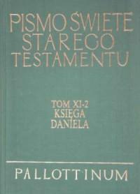 Księga Daniela. Komentarz - okładka książki