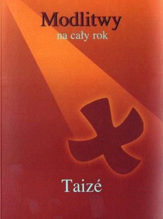 Modlitwy na cały rok - okładka książki