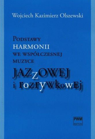 Podstawy harmonii we współczesnej - okładka podręcznika