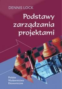 Podstawy zarządzania projektami - okładka książki