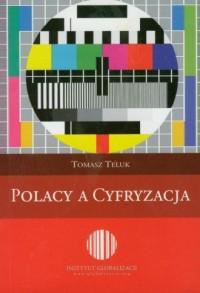 Polacy a cyfryzacja - okładka książki