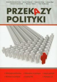 Przekazy polityki - okładka książki