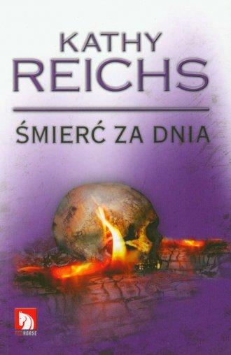 Śmierć za dnia - okładka książki