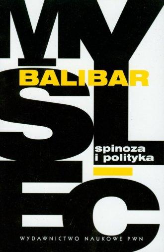 Spinoza i polityka - okładka książki