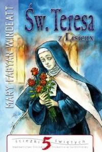 Św. Teresa z Lisieux - okładka książki