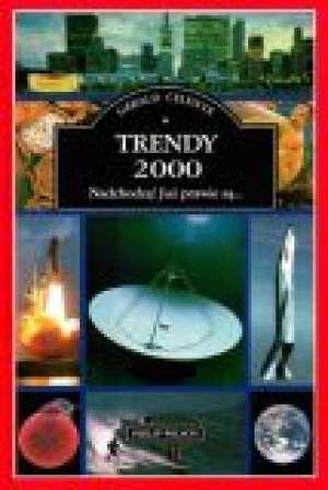 Trendy 2000 - okładka książki