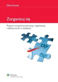 Zorganizuj się - okładka książki