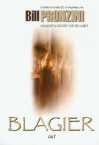 Blagier - okładka książki