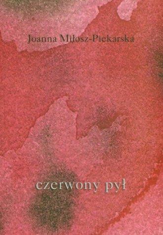 Czerwony pył - okładka książki