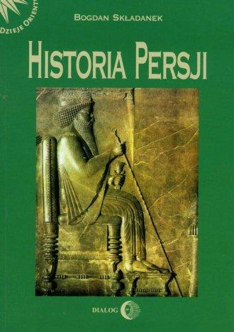 Historia Persji. Tom 1. Od czasów - okładka książki