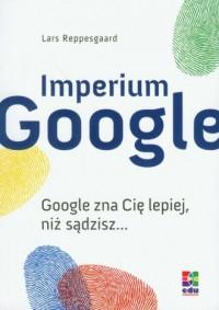 Imperium Google - okładka książki