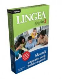 Lingea EasyLex 2. Słownik angielsko-polski i polsko-angielski (CD) - okładka książki