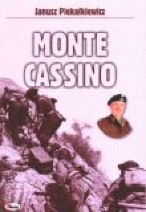 Monte Cassino - okładka książki
