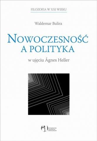 Nowoczesność a polityka w ujęciu - okładka książki