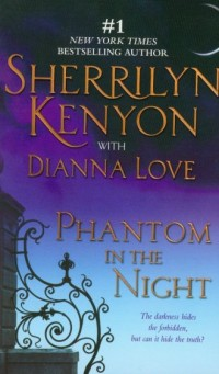Phantom in the Night - okładka książki